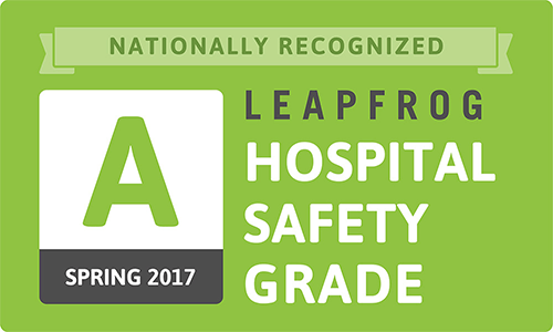 "Temecula Valley Hospital Earns an ""A"" for Patient Safety for Second Time"