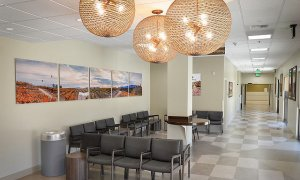 New Surgery Waiting Room