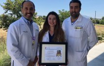Temecula Valley Hospital Receives Get With The Guidelines-Stroke Gold Plus Target: Stroke Elite Plus Quality Achievement Award