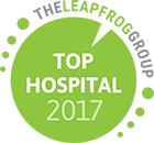 Top Hospital 2017- The Leapfrog Group